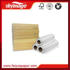 """Fw 100GSM 1.62m *100m*2"""" Core Sublimation Transfer Paper pictures & photos"""
