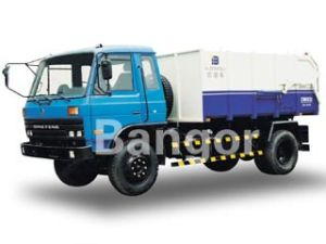 Municipal Environmental Equipment - Refuse Collector (ZLJ5100ZLJ)