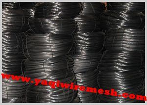 China Supplier Black Iron Binding Wire pictures & photos