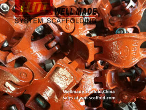Africa Casted Scaffolding Clamps and Fittings Painted&Cheaper pictures & photos