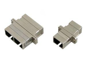 Sc /FC/St /LC Sm, Mm Simplex Duplex Fiber Optic Adapter pictures & photos