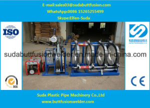 Sud450/250mm Produce Best Semi Automatic Butt Welding Machine pictures & photos