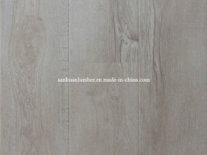 Laminated Flooring with HDF Material pictures & photos