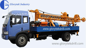Gl-II Truck Mounted Water Drilling Rig pictures & photos