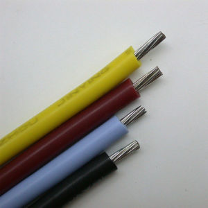 Irradiated Polyvinyl Chloride (PVC) Insulated Wire UL AWG 1431 (UL1431) pictures & photos