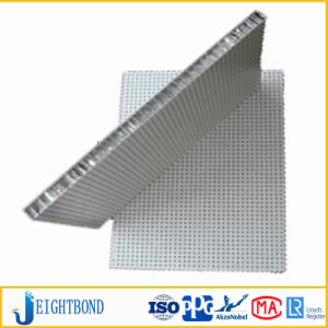 Perforated Aluminum Honeycomb Panel for Wall Cladding pictures & photos