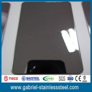 4X8 430 Stainless Steel Color Sheet Manufacturer pictures & photos