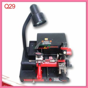 Wenxin Advanced Multifunction Vertical Key Car Copy Machine Key Cutting Machine Q29 pictures & photos