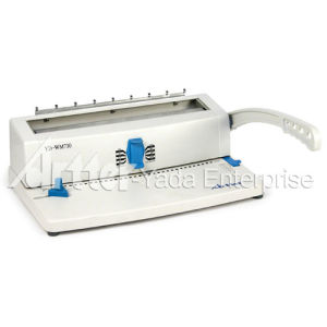 Double Wire Binding Machine (YD-WM730) pictures & photos