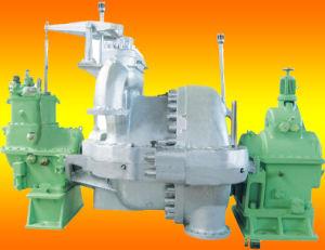 Back Pressure Steam Turbine (B4-4.9/1.27)