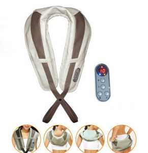 Neck and Shoulder Tapping Massage Belt (QY-1036) pictures & photos