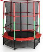 Fitness Product Mini Trampoline for Kids with Enclosure pictures & photos