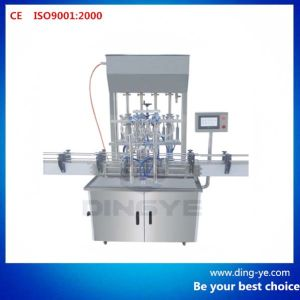 Automatic Linear Paste Filling Machine (GT Series) pictures & photos