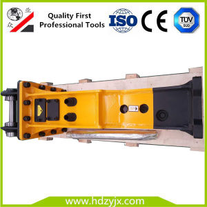 Slience Type Box Type Hydraulic Breaker Hammer pictures & photos