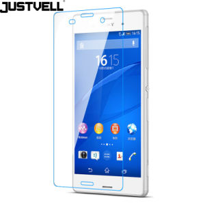 Tempered Glass Touch Screen Protector for Sony Xperia Z3 pictures & photos