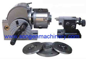 Semi-Automatic Universal Dividing Heads pictures & photos