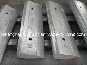 Crusher Manganese Liner for Ball Mill pictures & photos