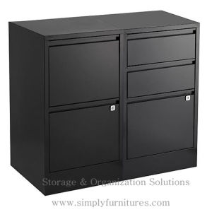 Vertical Filing Cabinet 2 Drawers (T2-FC02A) pictures & photos