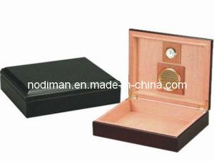Black Veneer Matt Cigar Box (P10) pictures & photos