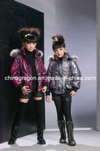 Children Clothes Winter Coat (S9357)