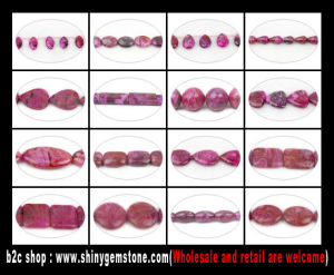 Crazy Lace Agate Beads Fit Gemstone Jewelry