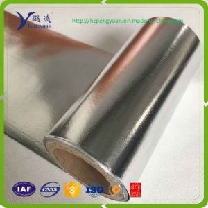 Woven Fabric Aluminum Foil Used in Desert Climate - Outdoor Sun Shade pictures & photos
