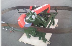 Mf1115 Band Saw Blade Sharpener Wood Band Saw Blade Trimming Machine pictures & photos