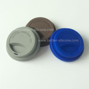Anti Dust Silicone Cup Cover for Coffee pictures & photos
