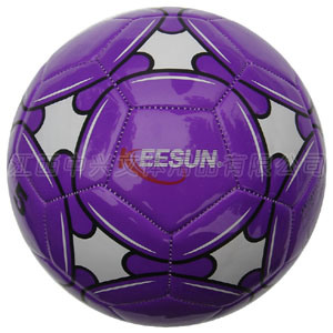 Machine Stitched with 32panels Pearl PVC Football/Soccer Ball (SM5083) pictures & photos
