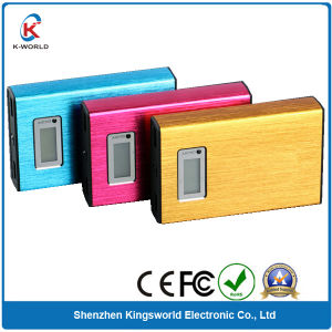 Super High Quality 12000mAh USB Power pictures & photos