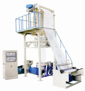 HDPE-LDPE Double-Purpose Film Blowing Machine