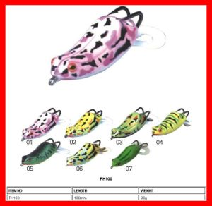 Frog Fishing Lure