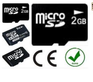 Micro SD TF T-Flash Card 4GB