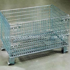 Industrial Warehouse and Workshop Standard Storage Mesh Container pictures & photos
