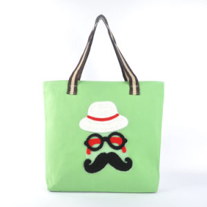 Hot, New Fashion Canvas Bag (B14818) pictures & photos