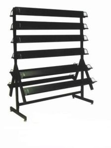 Double-Sides Disc Display Rack (JT-A26)