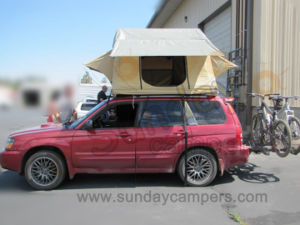 Roof Top Tent /Car Roof Tents/Lightweight Roof Top Tents pictures & photos