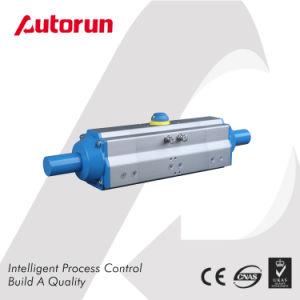 Three Position Quarter Turn Pneumatic Actuator pictures & photos