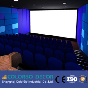 Factory Direct Decorative Sound Insulation Wall Board for Home Theater pictures & photos