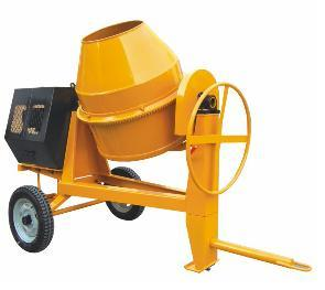 Diesel Concrete Mixer (C-350 with two-wheels) pictures & photos