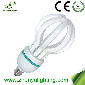 3u Flower E40 Warm White Energy Saving Bubble pictures & photos