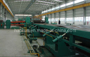 Slitting Machine Longitudinal Shearing Production Line pictures & photos