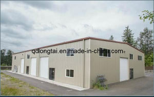 Prefabricated Industrial Warehouse/Workshops/Metal Building (LTW005) pictures & photos