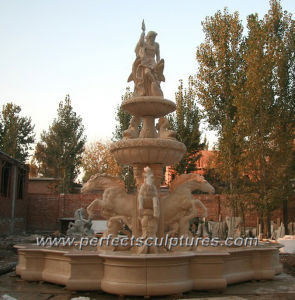Marble Fountain for Outdoor Water Feature (SY-F352) pictures & photos