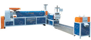 Double Screw Plastic Recycling Granulator for PP or PE pictures & photos