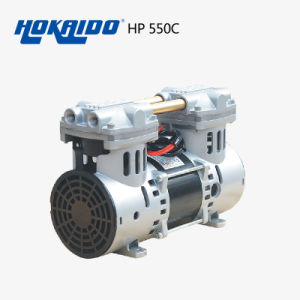 China High-Power Minitype Oil Free Piston Compressor HP-550c