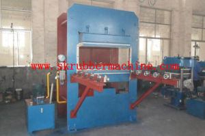 Automatic Vulcanized Rubber Moulding Machine/Rubber Vulcanizing Press pictures & photos