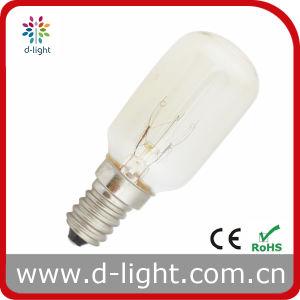 T28 Clear E14s Flashboard Tubular Indicator Bulb