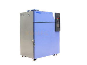 Lab LCD Display Stainless Steel Forced Hot Air Drying Oven
