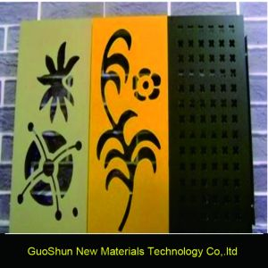 Perforated Aluminum Panel Carved Building Material for Decoration pictures & photos